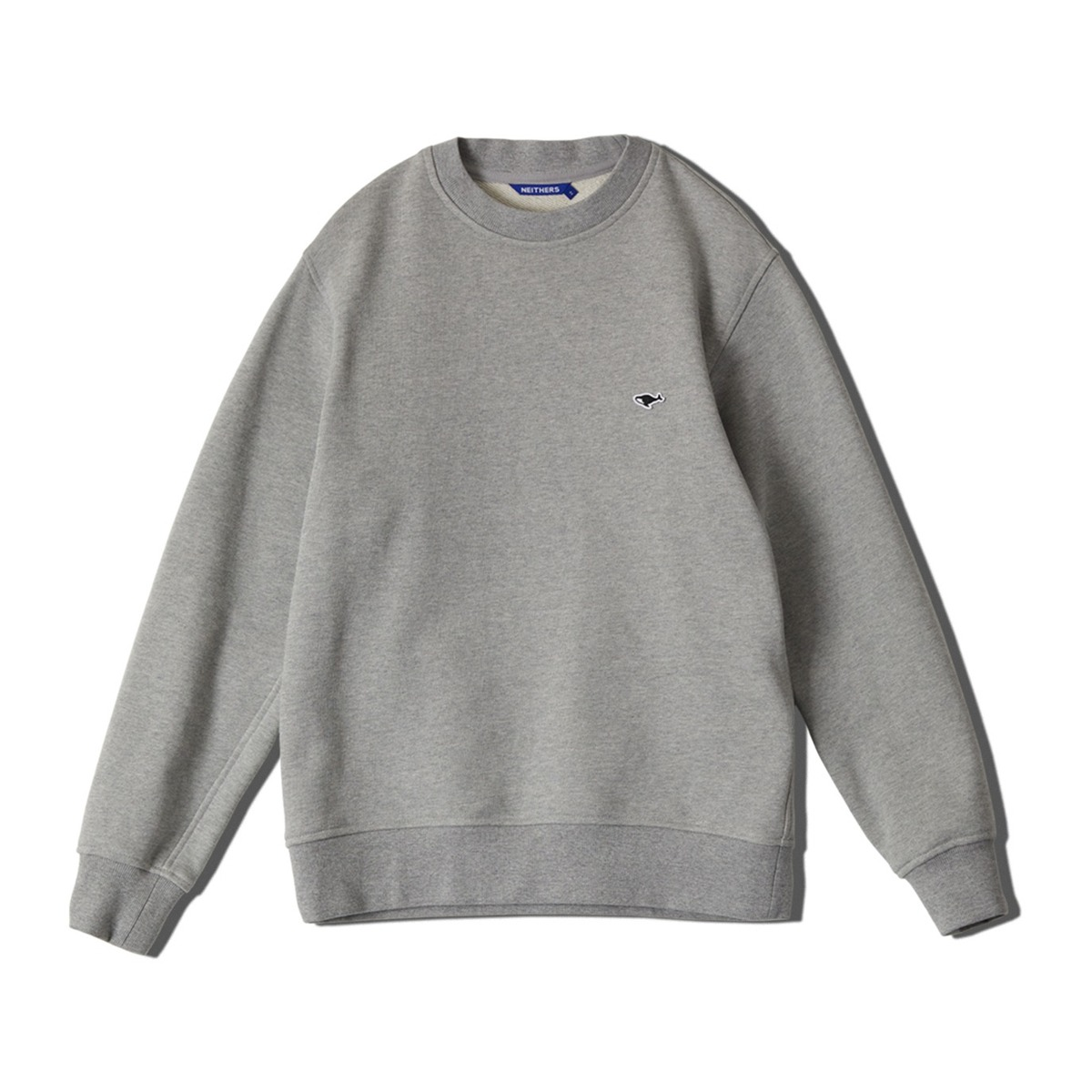 [NEITHERS] SWEATSHIRT 'M.GREY'