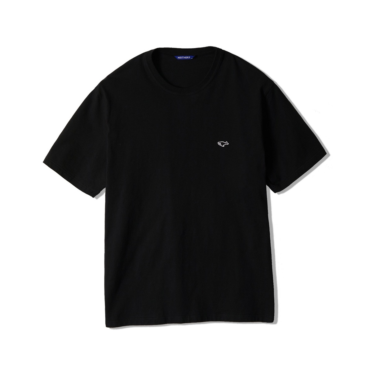 [NEITHERS] S S/S T-SHIRT 'BLACK'