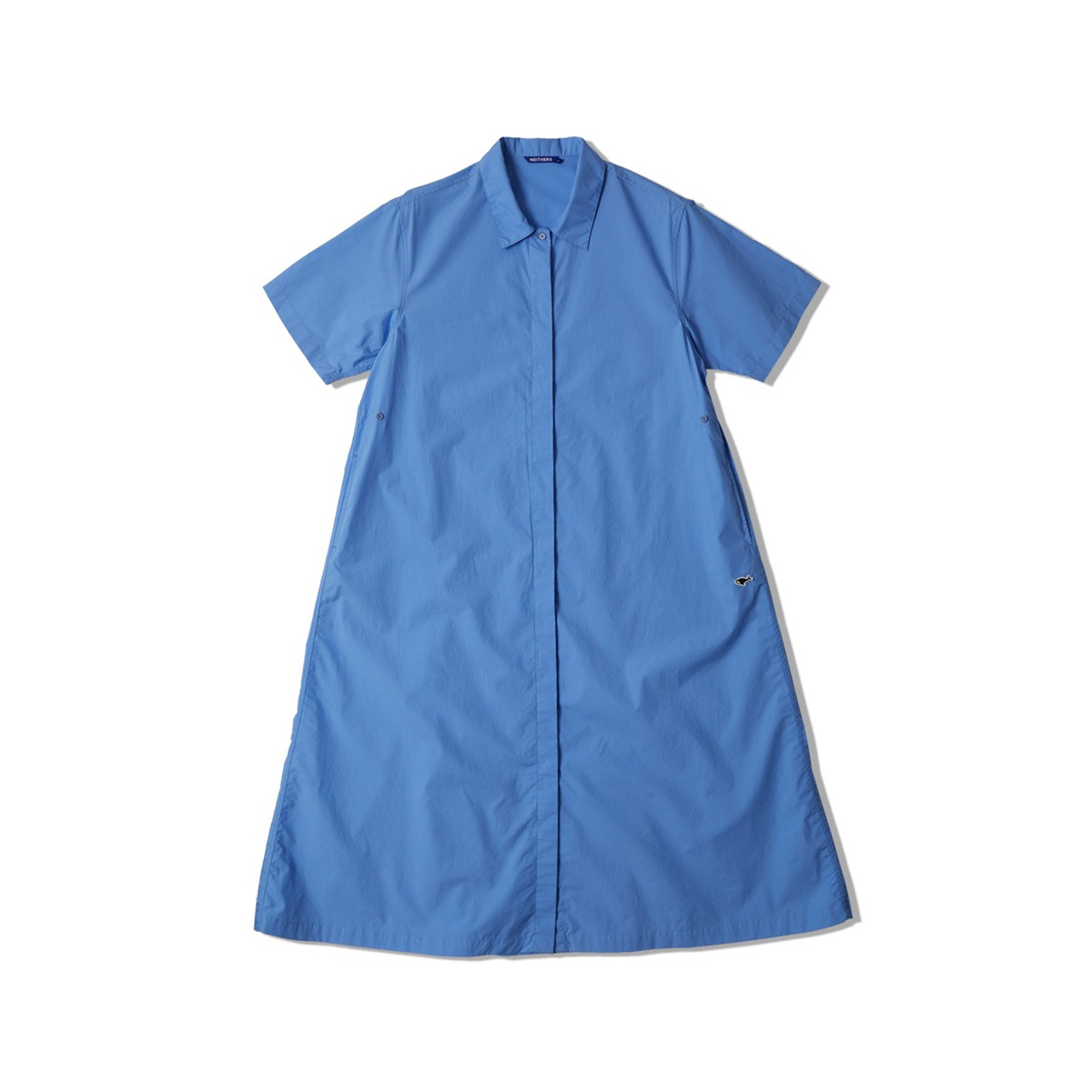 [NEITHERS] COMFORT S/S DRESS 'BLUE'