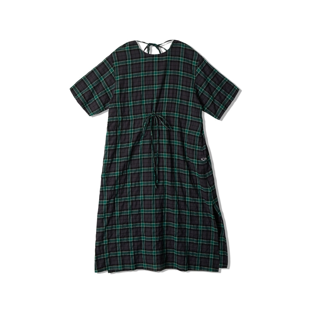 [NEITHERS] MAXI DRESS 'CHECK'