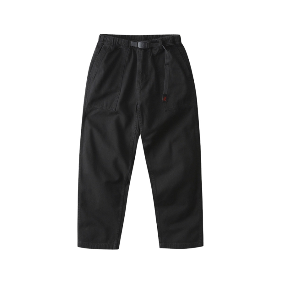 [GRAMICCI] GRAMICCI LOOSE TAPERED PANTS 'BLACK'