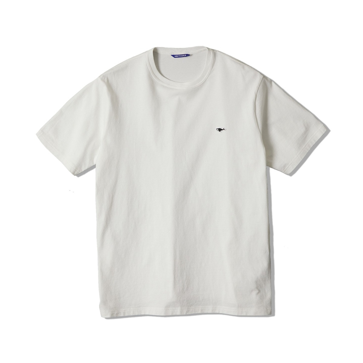 [NEITHERS] S S/S T-SHIRT 'OFF WHITE'