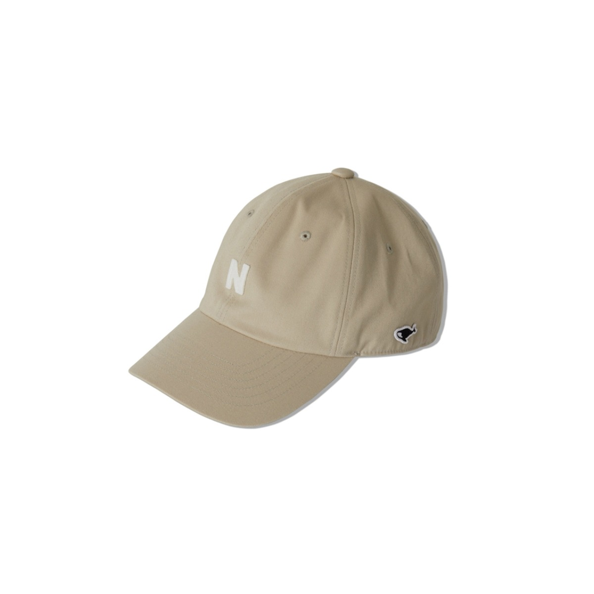[NEITHERS] N BALL CAP 'BEIGE'