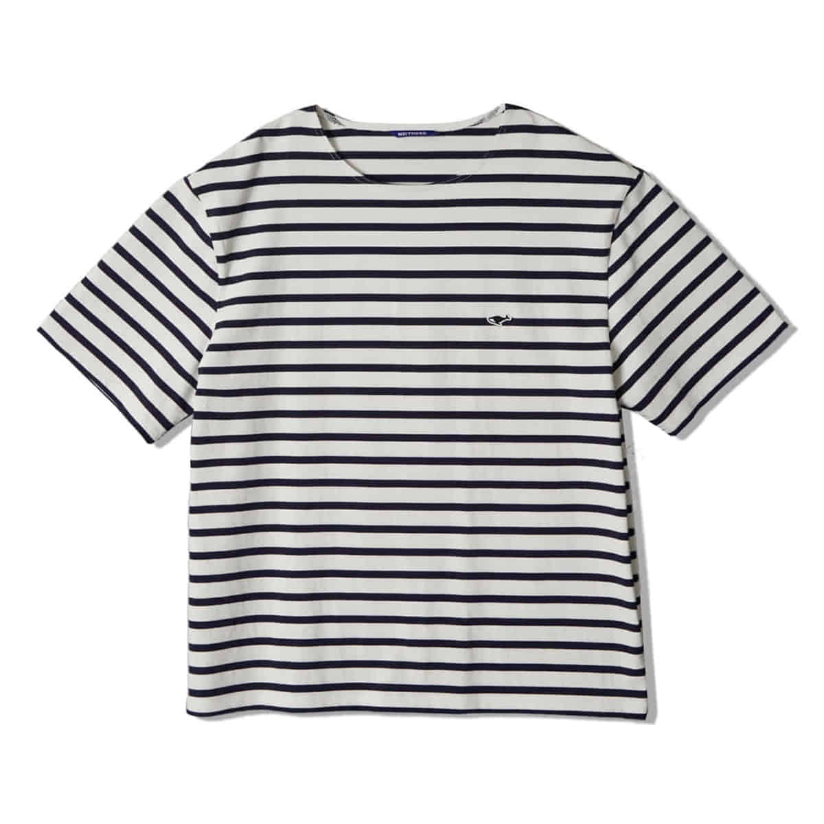 [NEITHERS] STRIPE S/S T-SHIRT 'OFF WHITE'