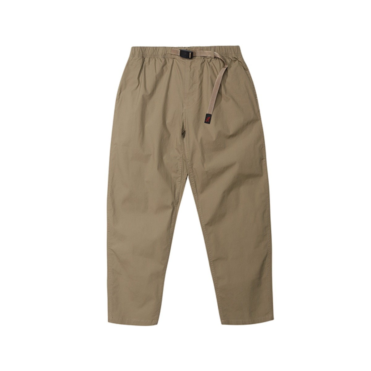 [GRAMICCI] WEATHER WIDE TAPERED PANTS 'TAN'