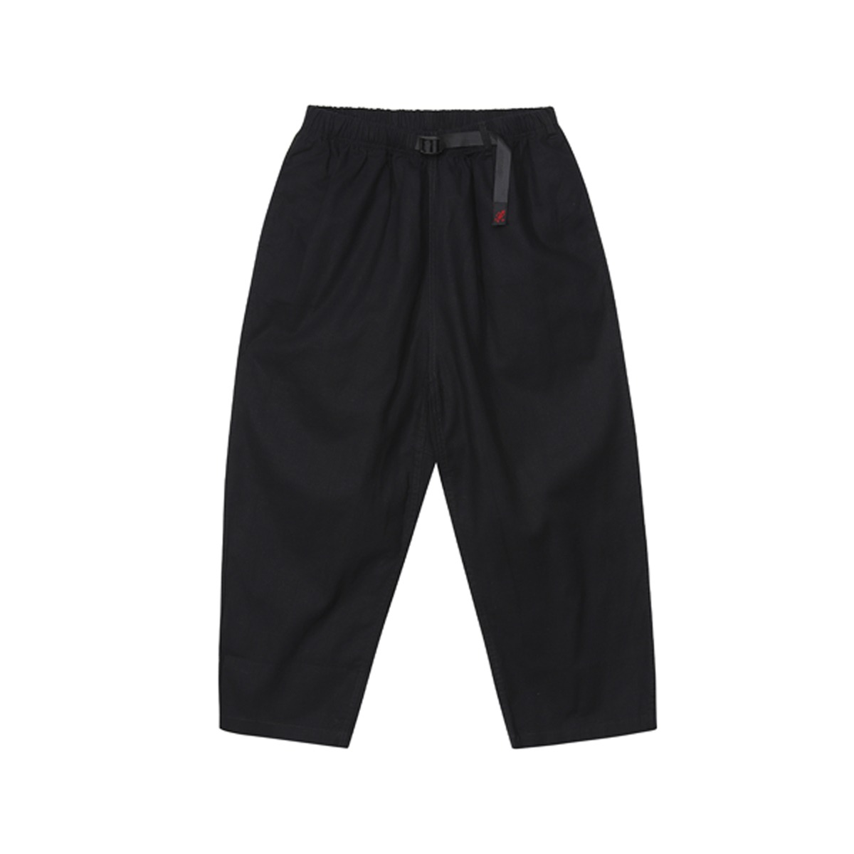 [GRAMICCI] LINEN BALLOON PANTS (WOMEN) 'BLACK'