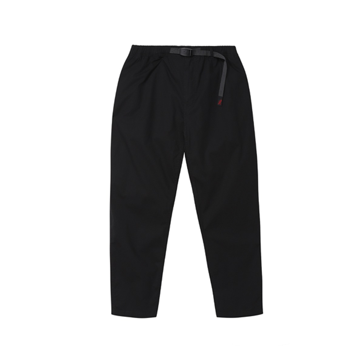 [GRAMICCI] WEATHER WIDE TAPERED PANTS 'BLACK'