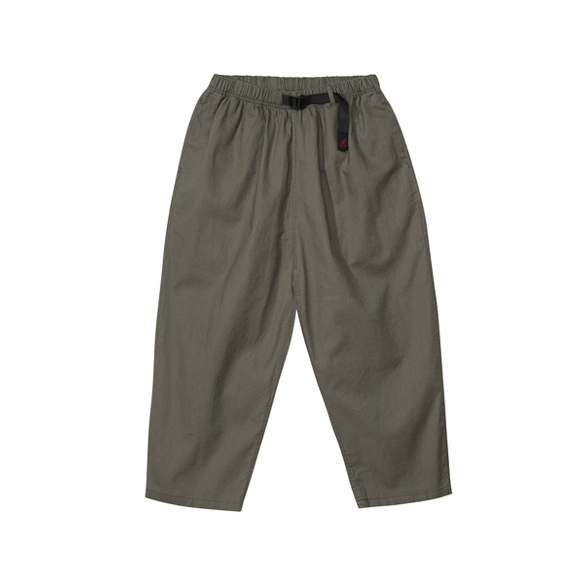[GRAMICCI] LINEN BALLOON PANTS (WOMEN) 'ASH GREEN'