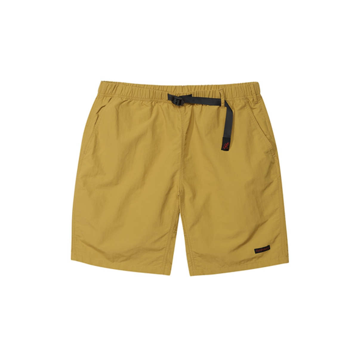 [GRAMICCI] SHELL PACKABLE SHORTS 'MUSTARD'