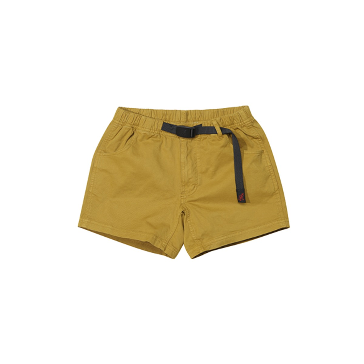 [GRAMICCI] VERY SHORTS (WOMEN) 'DEEP MUSTARD'