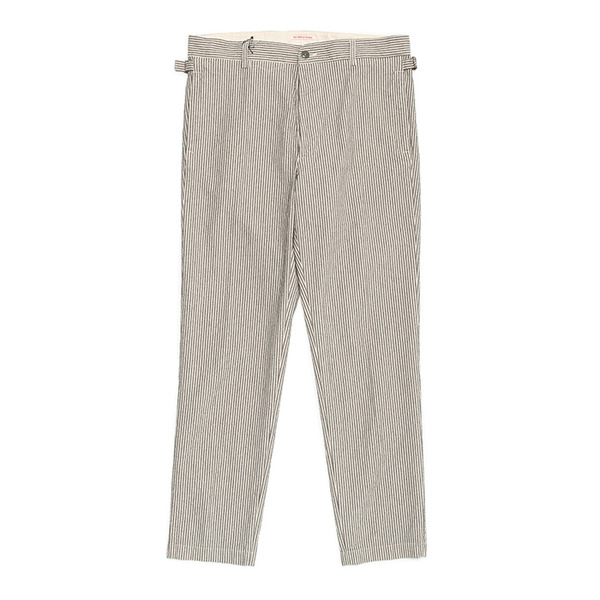 [EAST HARBOUR SURPLUS] MILLEY PANTS(STRIPE) GRAY