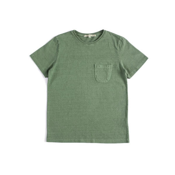 [EAST HARBOUR SURPLUS] T-SHIRT KHAKI