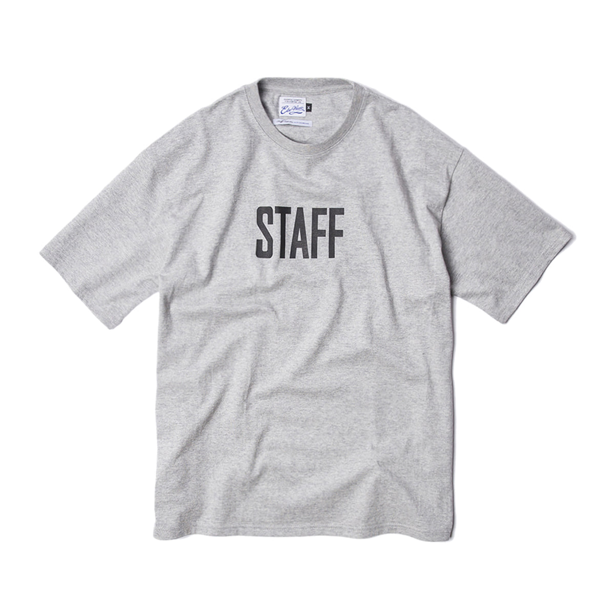 [ELSEWEAR] ELSEWEAR STAFF COLLECTION SS TEE 'BALCKBEAN'