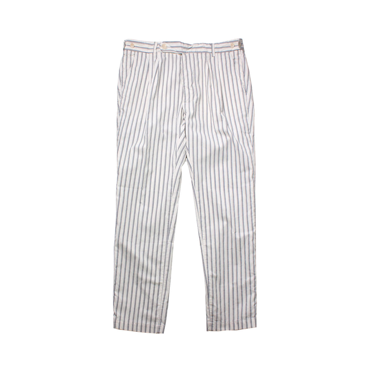 [EAST HARBOUR SURPLUS] GRAYER STRIPE PANTS 'GRAY