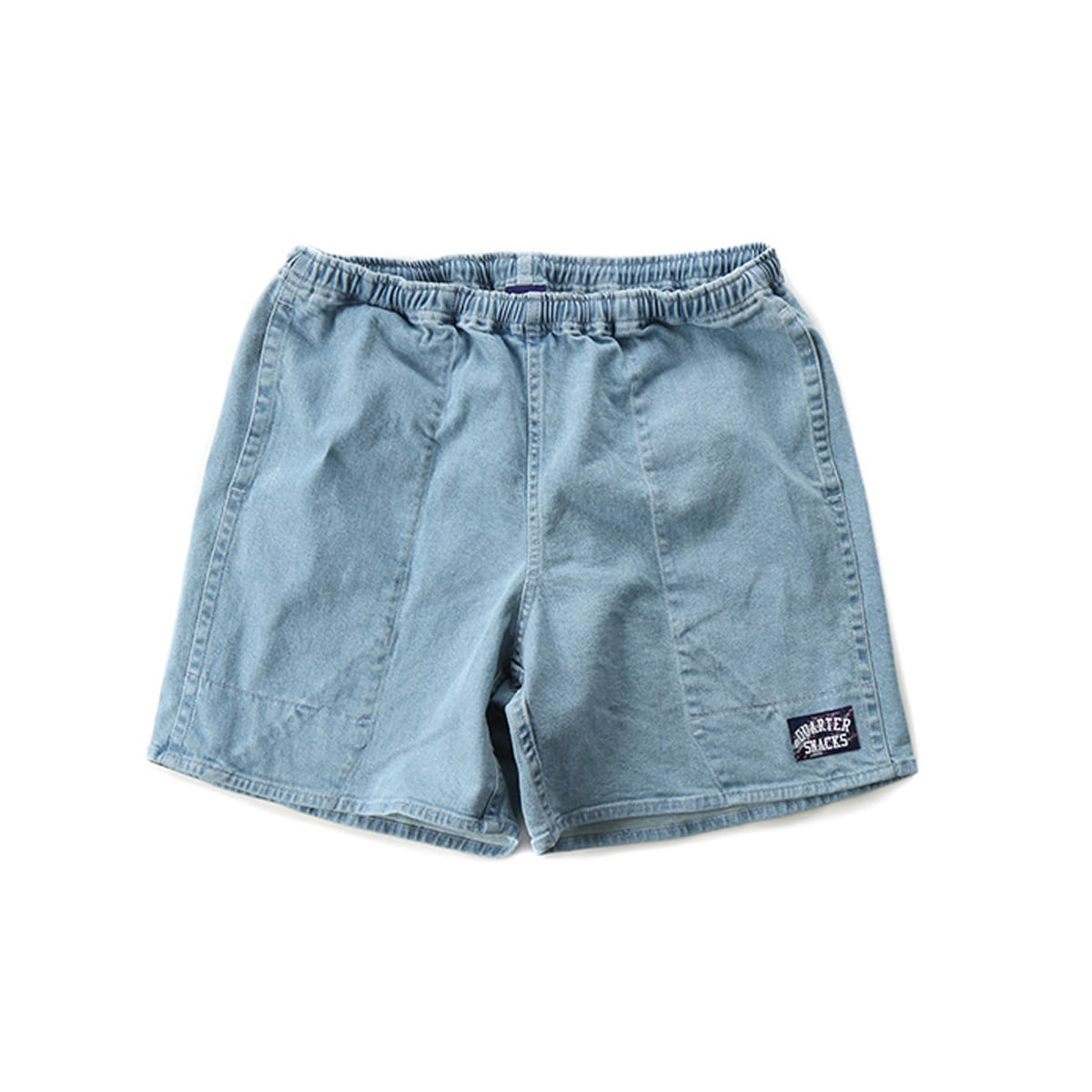 [QUARTERSNACKS] DENIM SHORTS