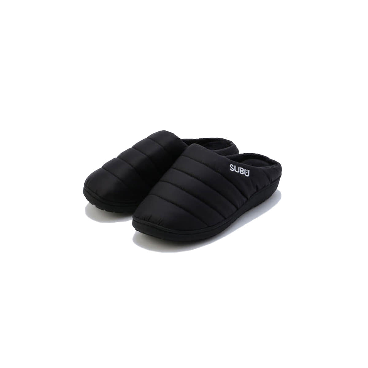 [SUBU] DOWN SANDAL 'BLACK'
