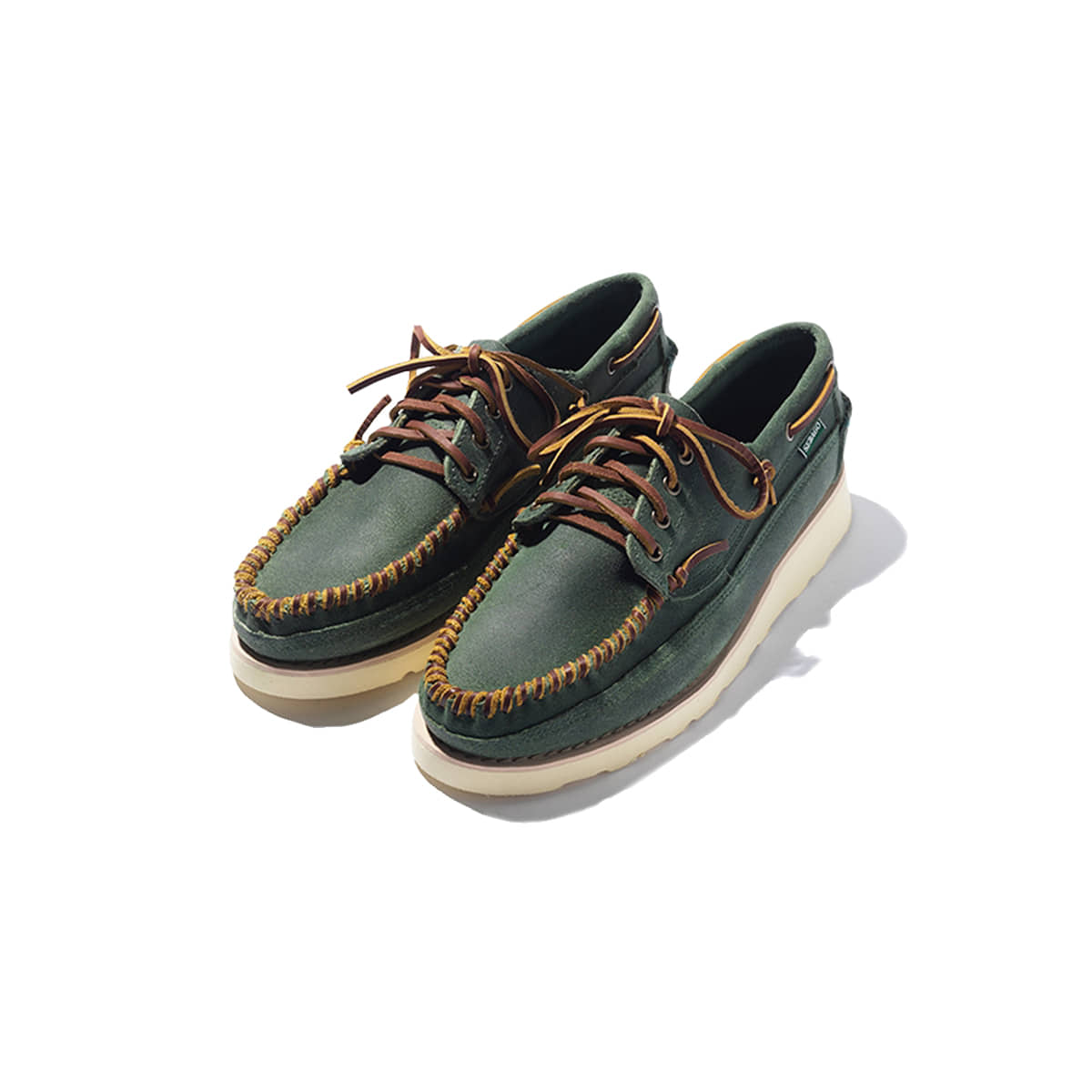 [SEBAGO] 70015R0 KEUKA 'FOREST GREEN'