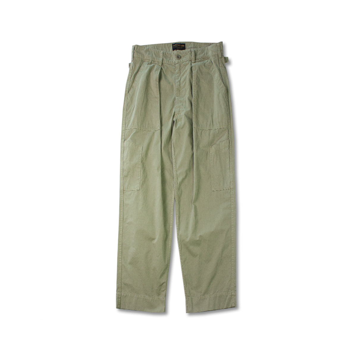 [EAST HARBOUR SURPLUS] MARLON PANT 'OLD GREEN'