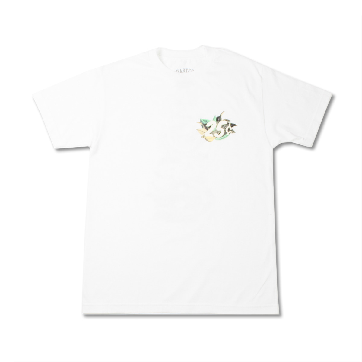 [QUARTERSNACKS] BOTANICAL SNACKMAN 'WHITE'