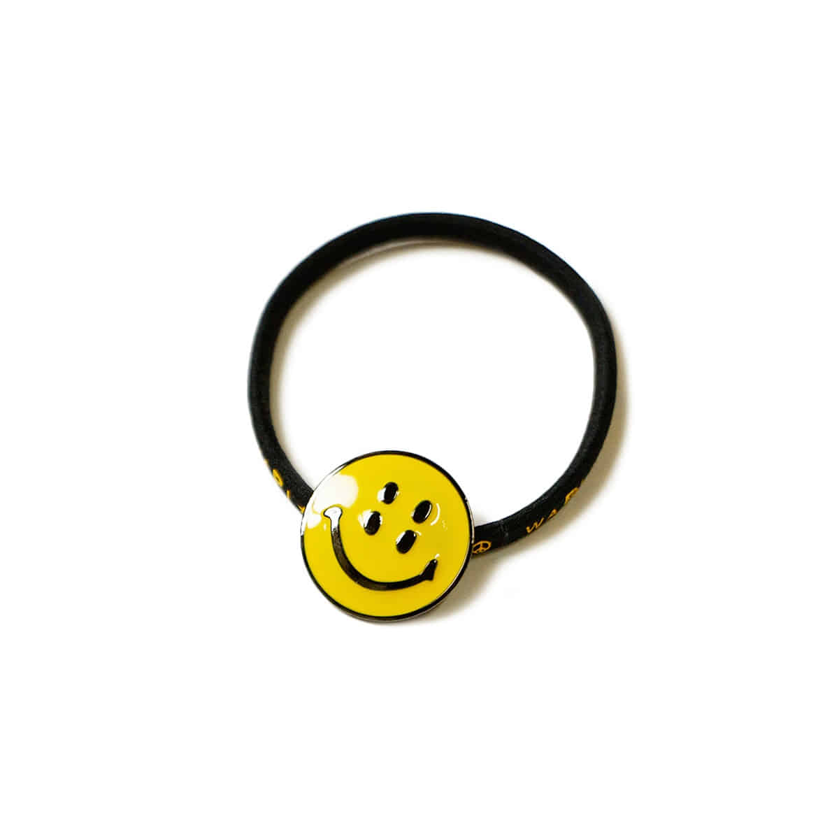 [KAPITAL] RAIN SMILE CONCHO HAIRBAND 'BLACK'
