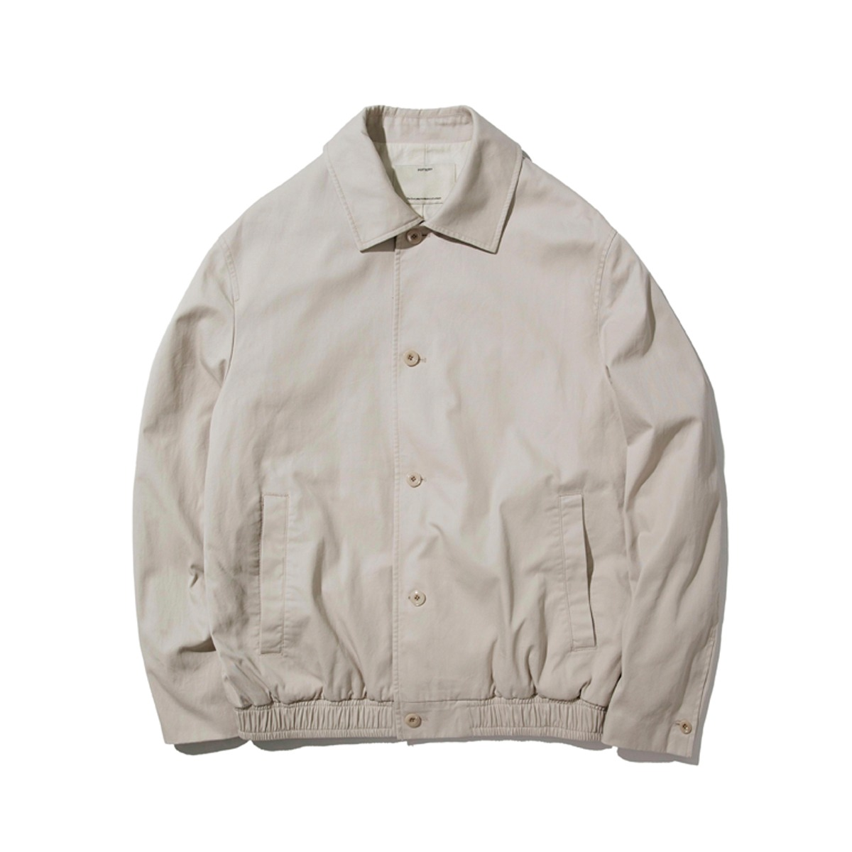 [POTTERY] COTTON BLOUSON 'BEIGE'