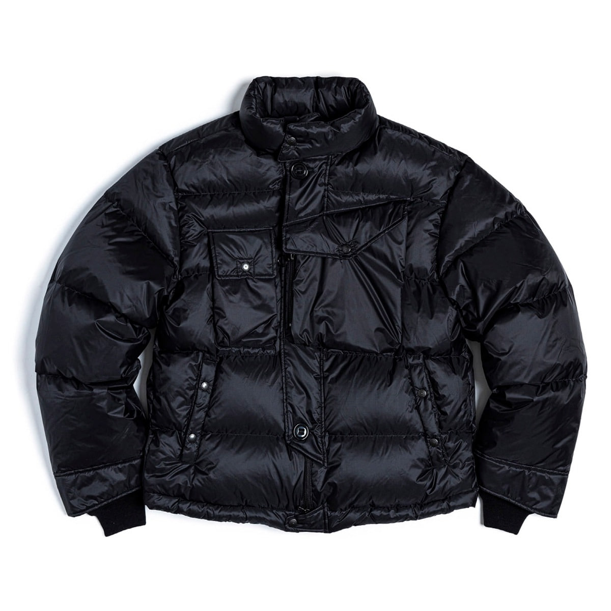 [EASTLOGUE] CBA DOWN PARKA 'BLACK'