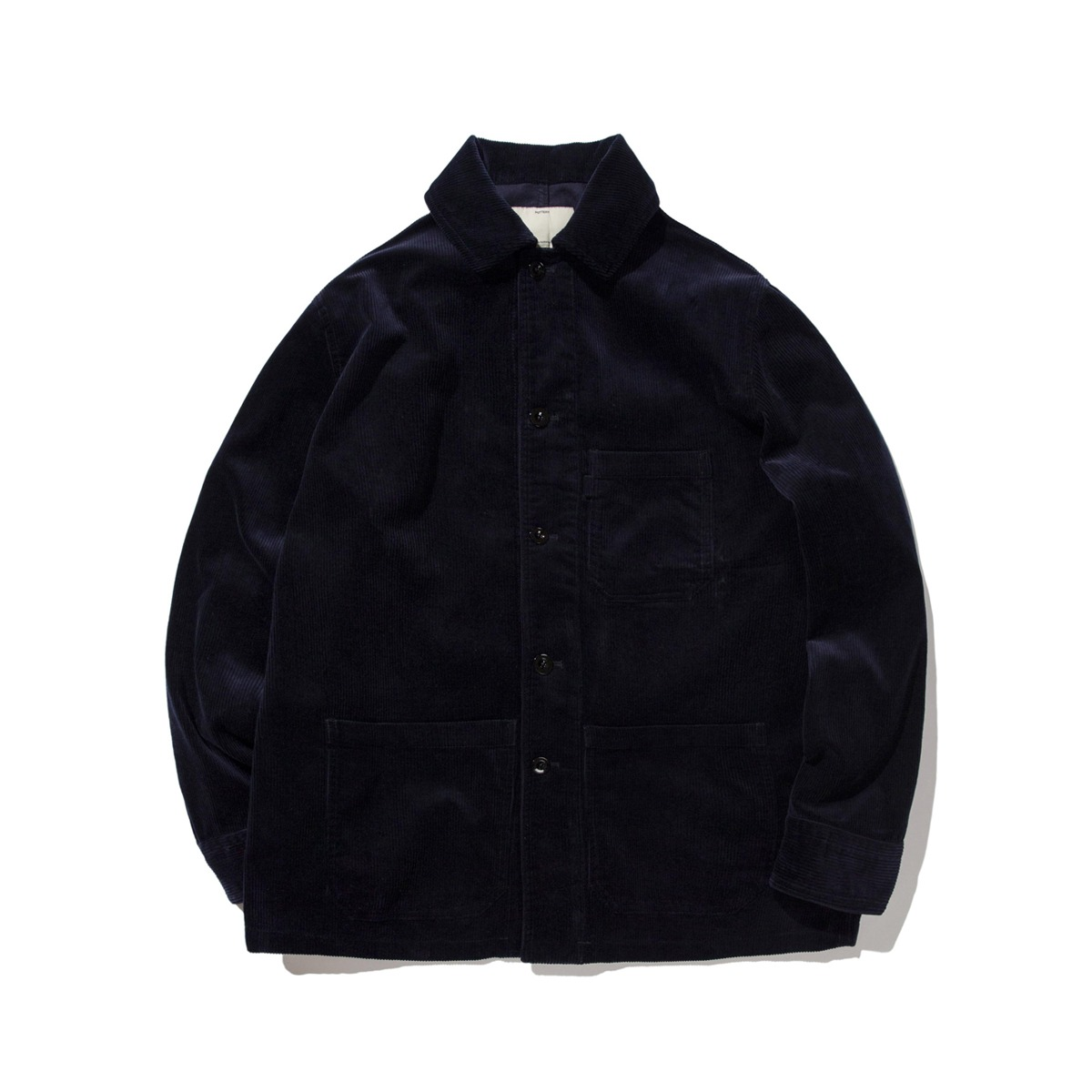 [POTTERY] WORK JACKET 'DARK NAVY'