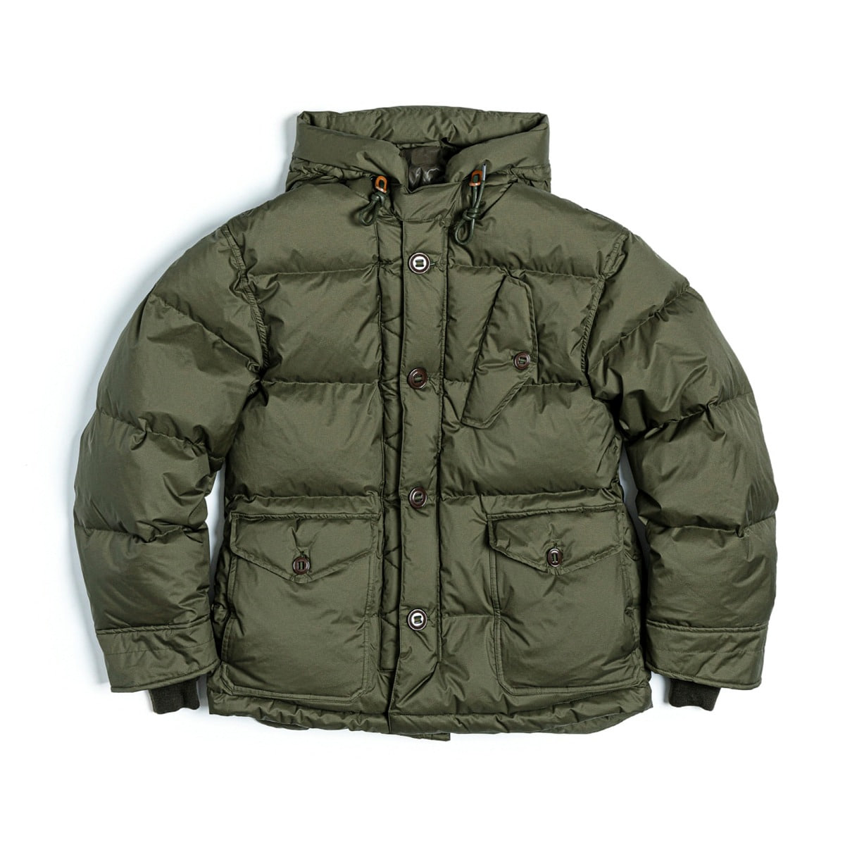 [EASTLOGUE] RAF DOWN PARKA 'OLIVE'