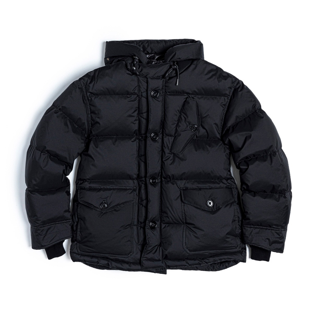 [EASTLOGUE] RAF DOWN PARKA 'BLACK'