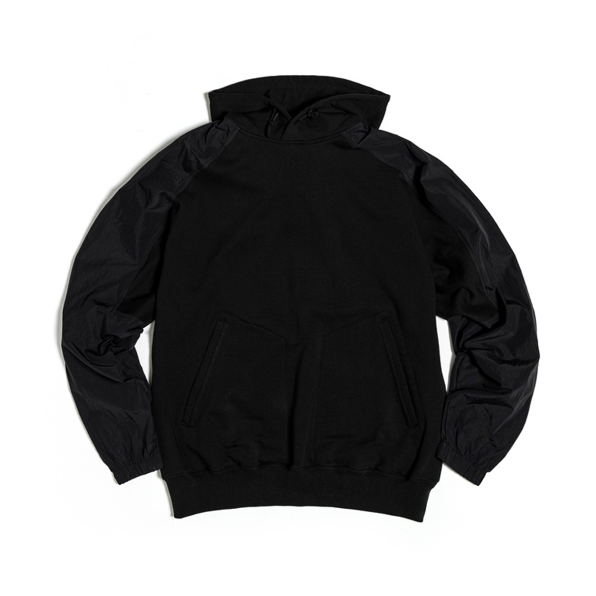 [EASTLOGUE] FROG HOODED SWEAT 'BLACK'
