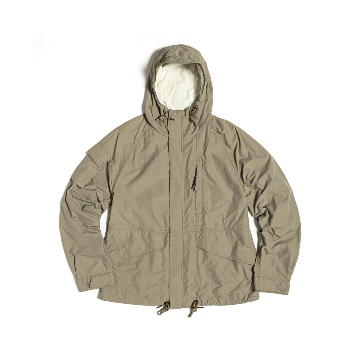 [EASTLOGUE] PROTECTIVE FIELD PARKA 'BEIGE WASHER'