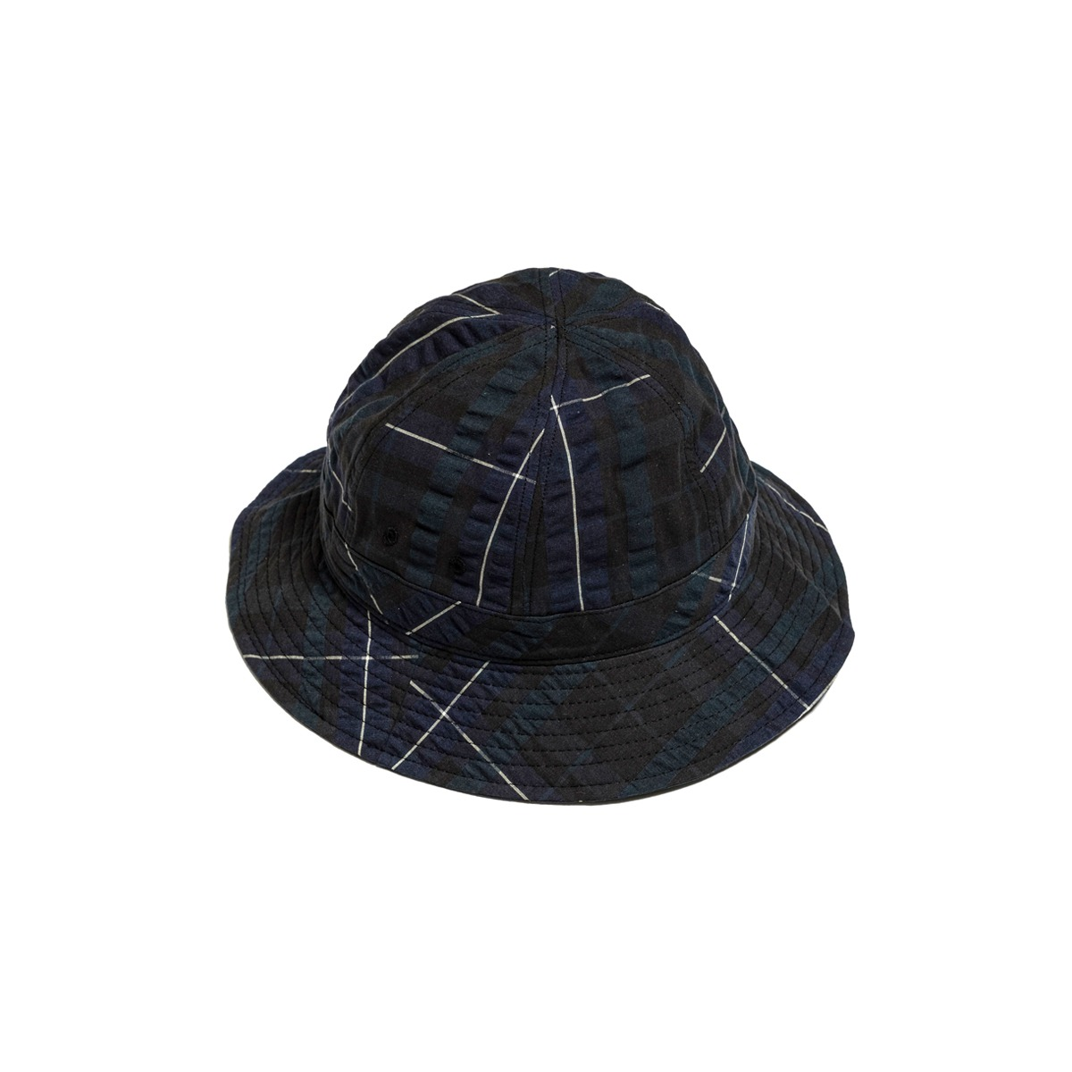 [EASTLOGUE] BUCKET HAT 'BLACK WATCH TARTAN'