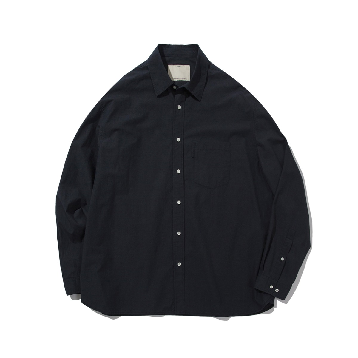 [POTTERY] COMFORT SHIRT 'NAVY'