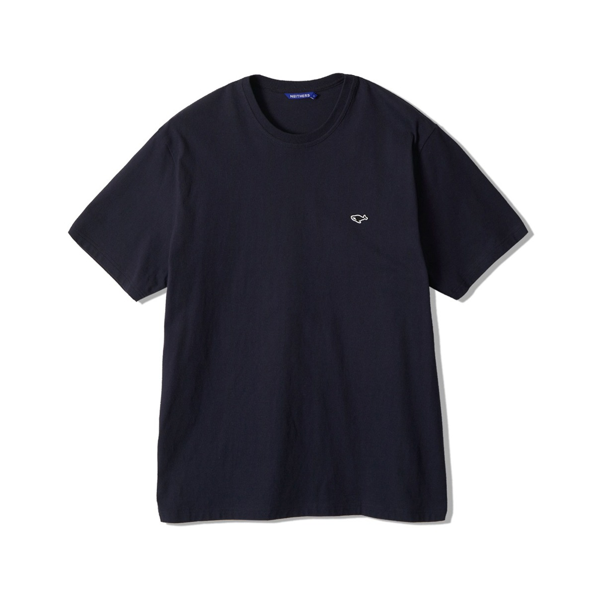 [NEITHERS] S S/S T-SHIRT 'NAVY'