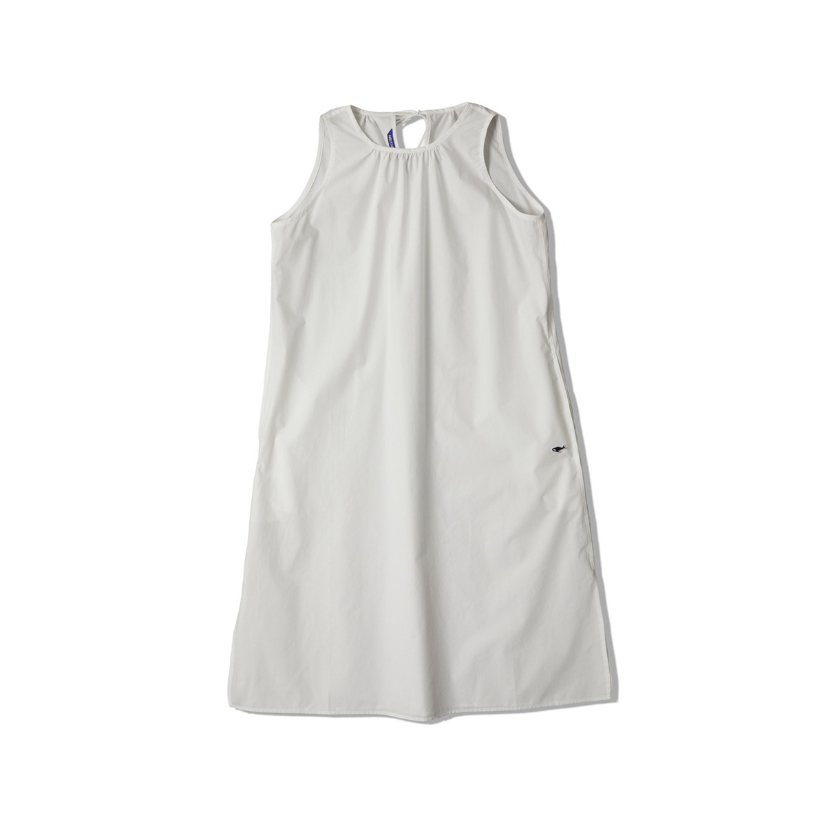 [NEITHERS] SLEEVELESS ONEPIECE 'OFF WHITE'