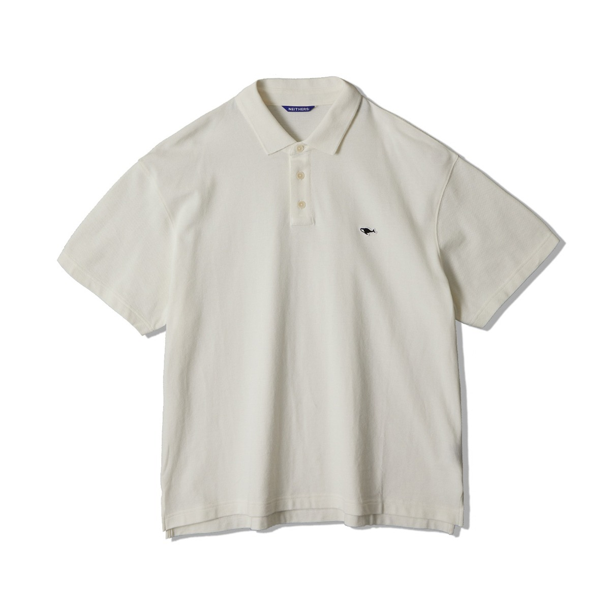 [NEITHERS] S POLO SHIRT 'OFF WHITE'