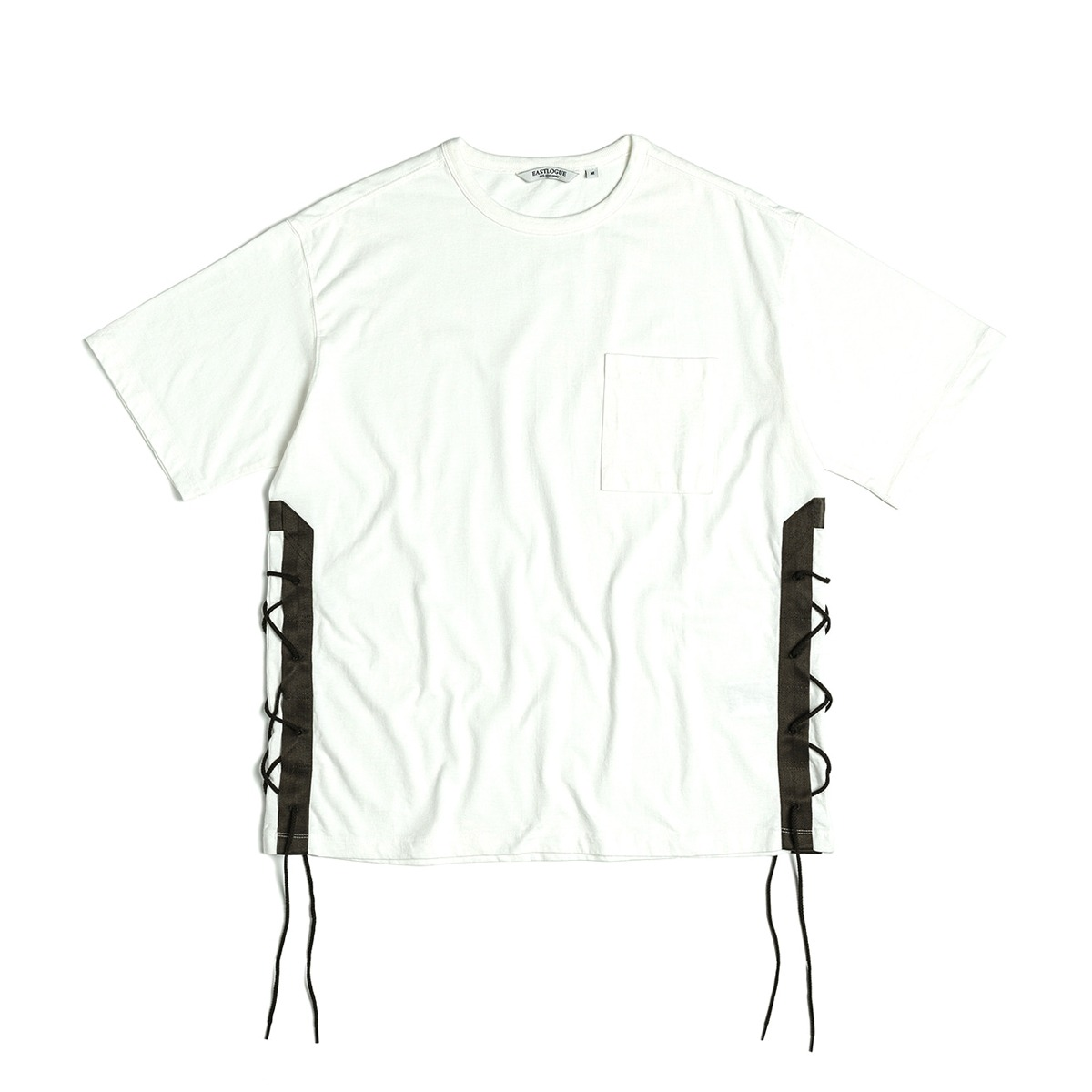 [EASTLOGUE] FLAK T-SHIRT 'OFF WHITE'