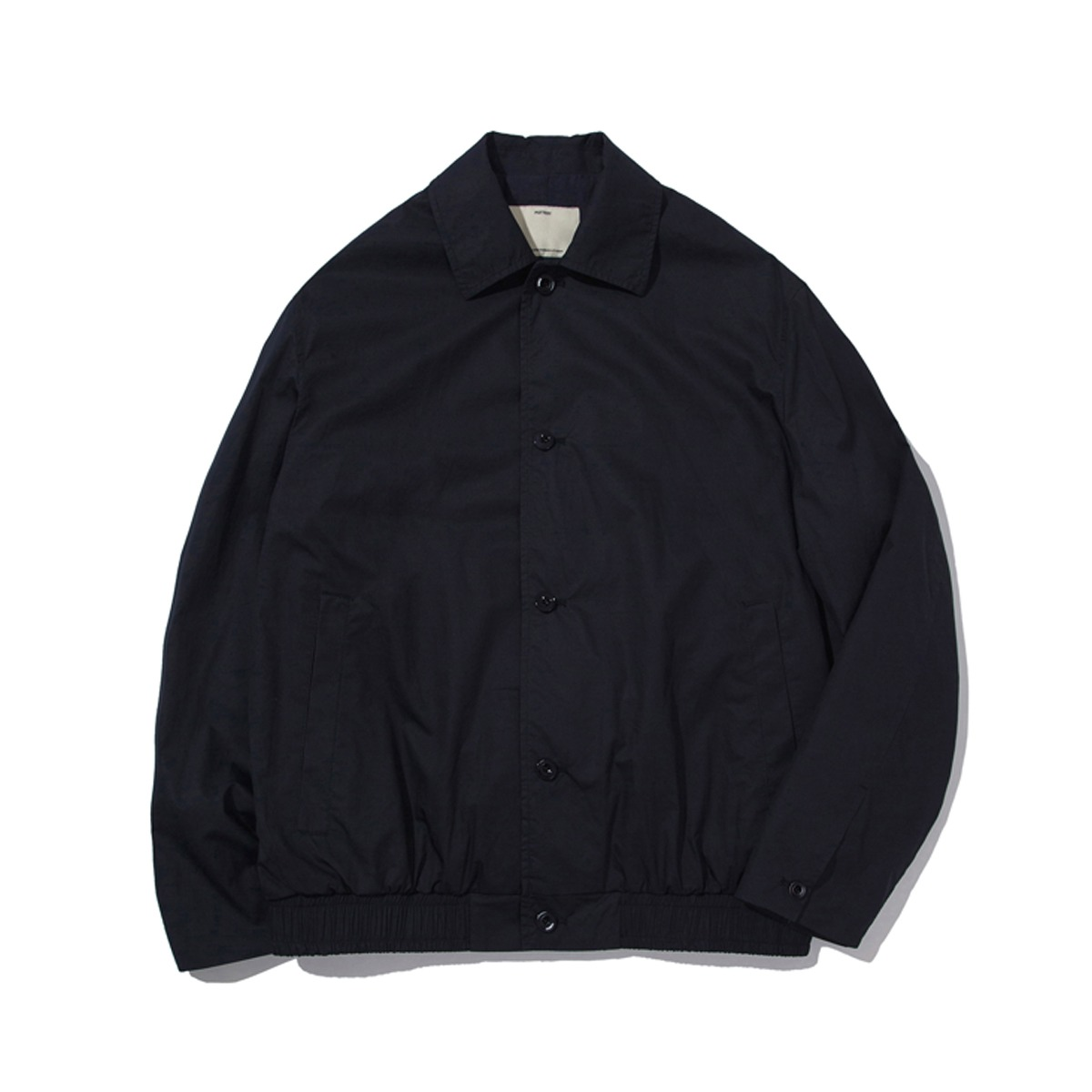 [POTTERY] COTTON BLOUSON 'NAVY'