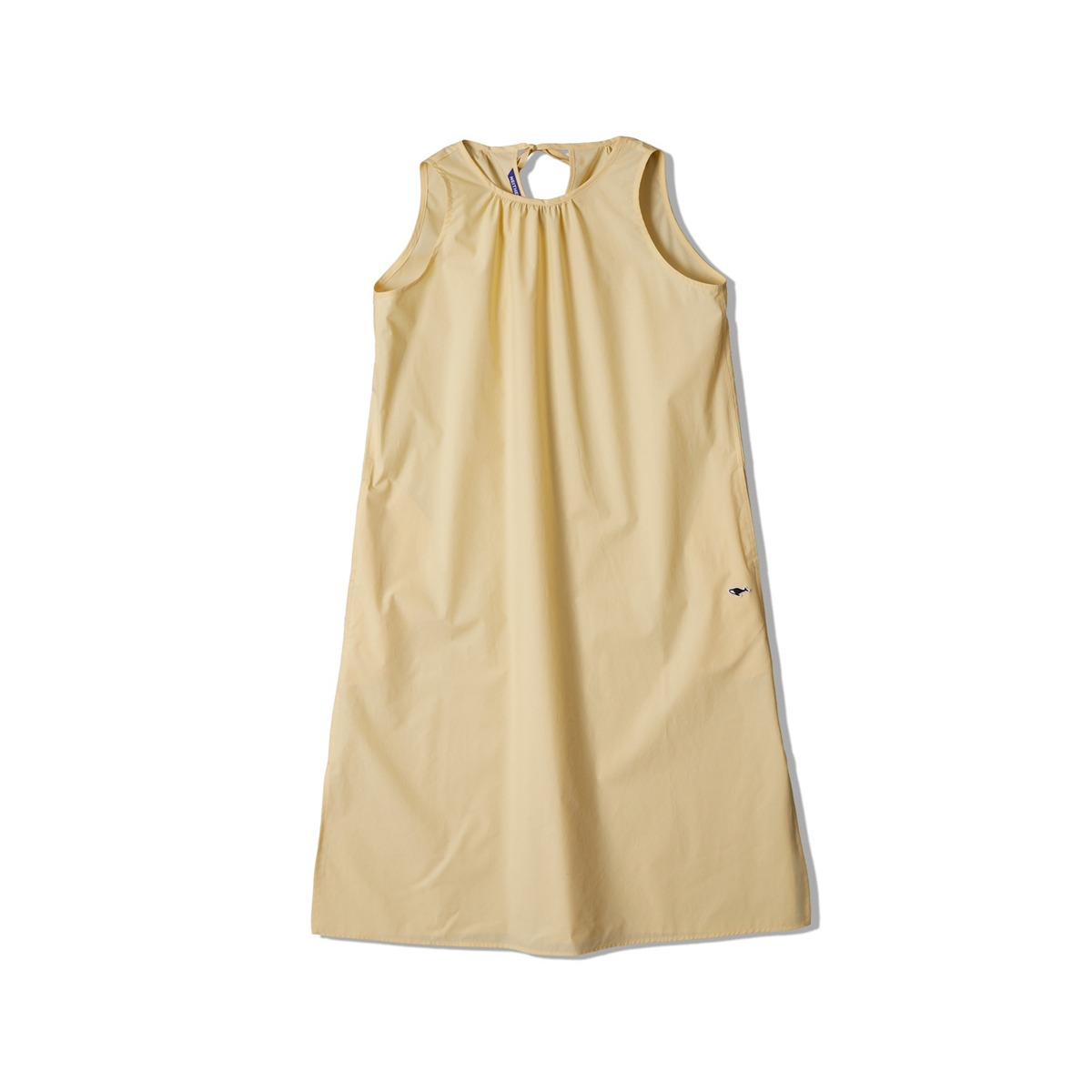 [NEITHERS] SLEEVELESS ONEPIECE 'IVORY'