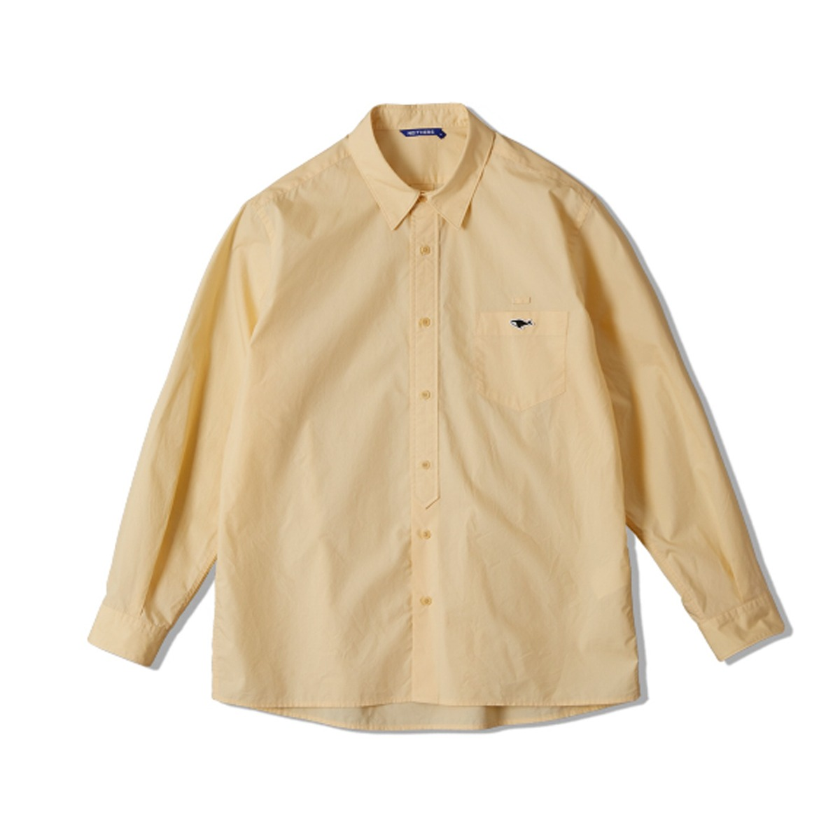 [NEITHERS] S COMFORT SHIRT 'IVORY'