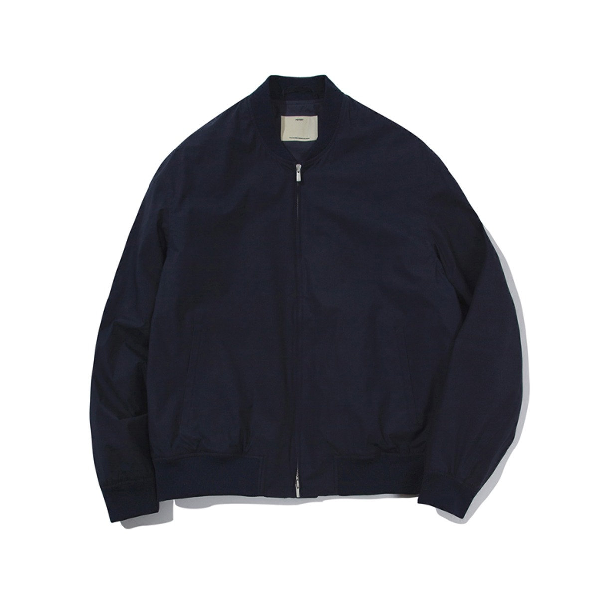 [POTTERY] BOMBER JACKET 'NAVY'
