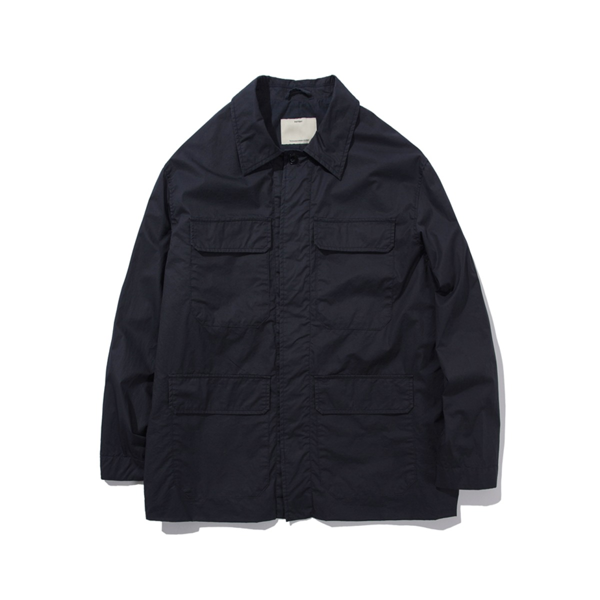 [POTTERY]  COTTON FATIGUE JACKET 'NAVY'