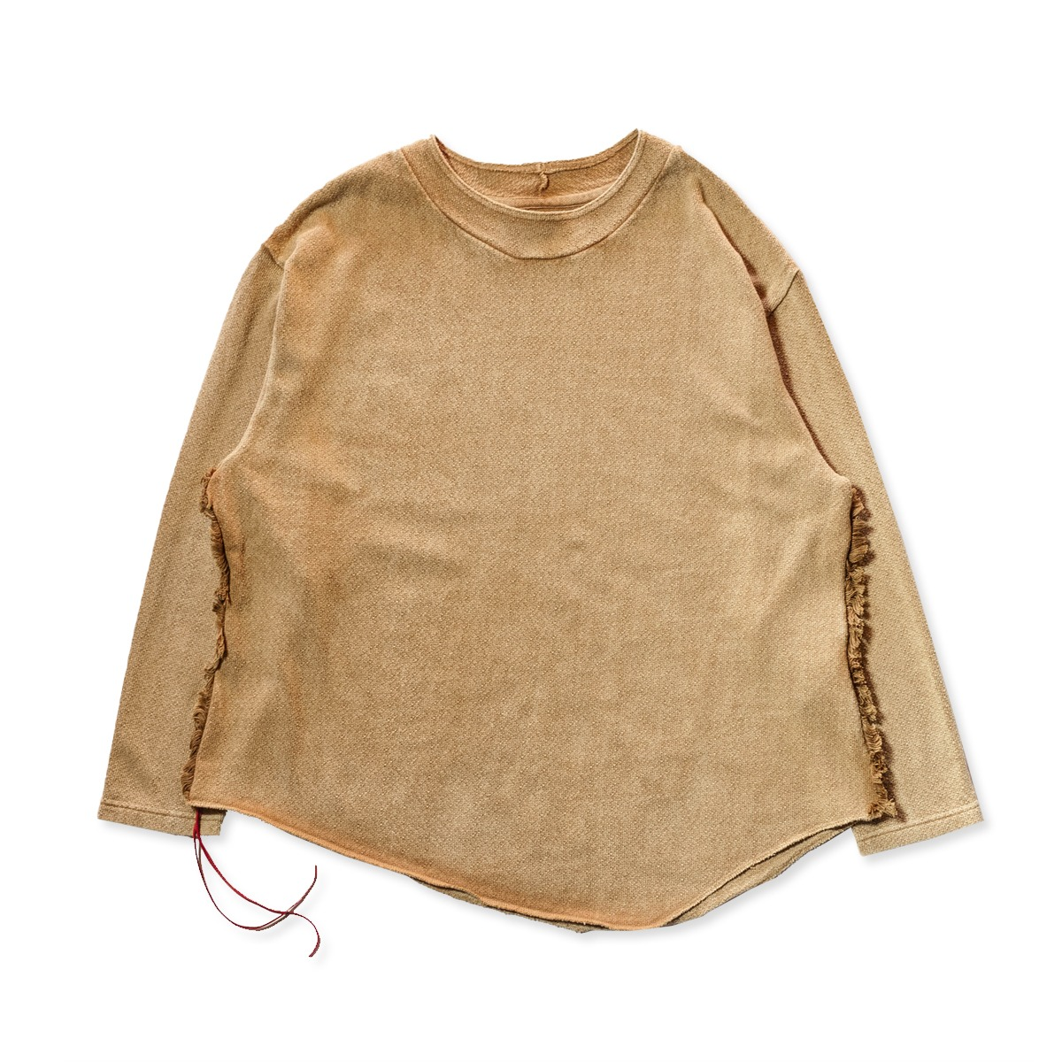 [CAL O LINE] HIPPIE PULLOVER 'BROWN'
